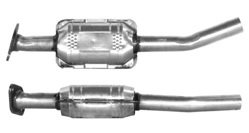 4//98-2//01 not OBD BM90797 Catalytic Converter MAZDA MX5 1.8i 16v